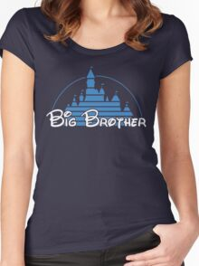 Big Brother Women's Fitted Scoop T-Shirt