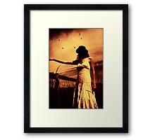 ..Direction Framed Print