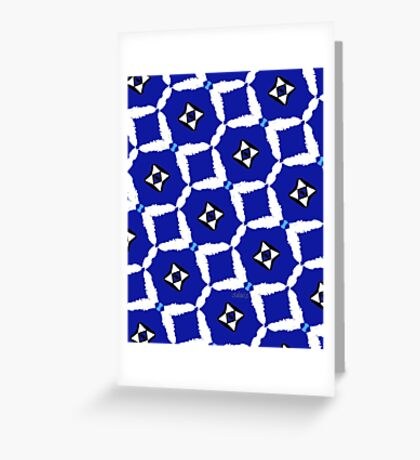sd Abstract Design 206B Greeting Card