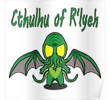 Cthulhu of R'lyeh Poster