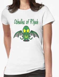 Cthulhu of R'lyeh Womens Fitted T-Shirt
