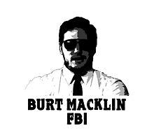 Burt Macklin Photographic Print