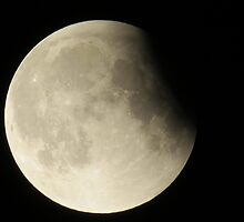Super Moon Eclipse Grand Finale by shutterbug2010