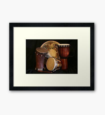 My Toys. Would You Like To Play With Me? Framed Print