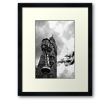 Icon from a different view  Framed Print