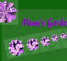 Mum's Garden by Fay Hartwell