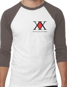 Hunter Association Men's Baseball ¾ T-Shirt