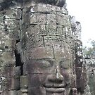 Face of Angkor. by machka