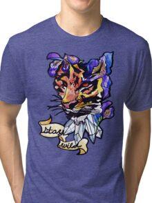 stay wild Tri-blend T-Shirt