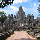Ruins of Angkor. by machka