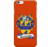 Bannerman iPhone Case/Skin