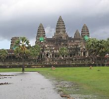 Angkor Wat by machka