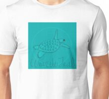 Wear the Teal Unisex T-Shirt