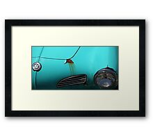 Being A Car Person Framed Print