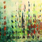 Helen Field studies in paint by H J Field