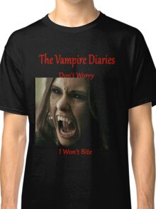 The Vampire Diaries - Elena - Katherine - (Designs4You) Classic T-Shirt