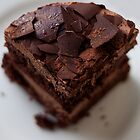 Chocolate Mousse Cake by Carl Revell