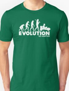 Evolution of Go-Kart T-Shirt