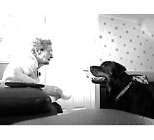 A Meeting of Minds Photographic Print