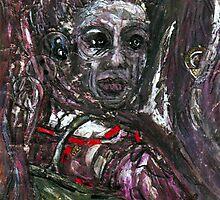 OverOverWorked - Amy Winehouse by DreddArt