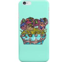 cake pop frog box (color) iPhone Case/Skin