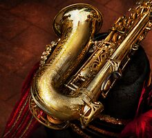 Music - Brass - Saxophone  by Mike  Savad