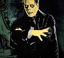 Phantom of the Opera by Jeff East