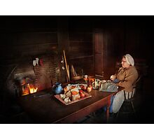 Chef - Kitchen - Maud  Photographic Print