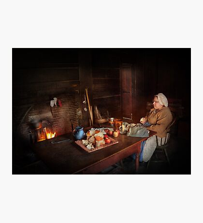 Chef - Kitchen - Maud  Photographic Print
