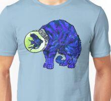 CATFISHTRONAUT (cobalt) Unisex T-Shirt