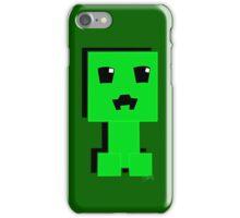 Cute Creeper iPhone Case/Skin