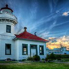 Mukilteo Lighthouse by Mari  Wirta