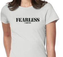 FEARLESS #ARUBA Womens Fitted T-Shirt