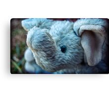 heffalumps Canvas Print