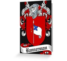 Bannerman #2 Greeting Card
