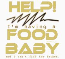 FOOD BABY 01 by dragonindenver