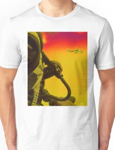 ©AS Saturday In The Park IA. Unisex T-Shirt