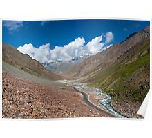 The Beauty of Nature in Laddakh-1/2011 Poster