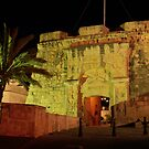 Gate of Aragon by M G  Pettett