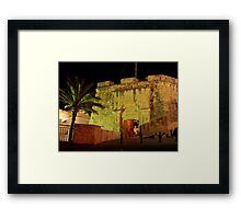 Gate of Aragon Framed Print