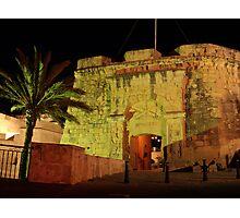 Gate of Aragon Photographic Print
