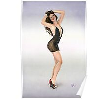 LBD (Little Black Dress) Poster