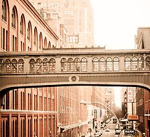 West Chelsea, New York City by Andrea Bell