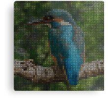 VINTAGE BIRD PILLOW -TOTE BAG- PICTURE ECT.. Metal Print