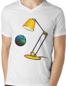 A light for all Mens V-Neck T-Shirt