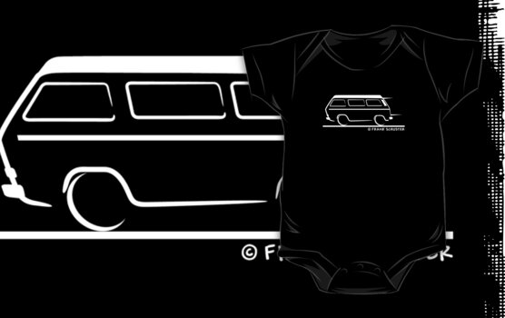 Speedy VW Vanagon Westfalia Westy by Frank Schuster