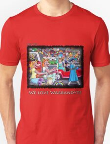 The Parade Unisex T-Shirt
