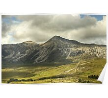 Beinn Eighe from the Coulin Forest Poster