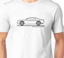 2010  New Dodge Challenger Unisex T-Shirt