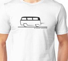 VW Bus Bay Window T2 Unisex T-Shirt